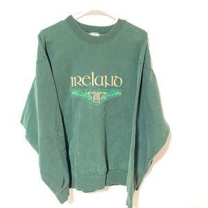 Vintage Ireland Crewneck